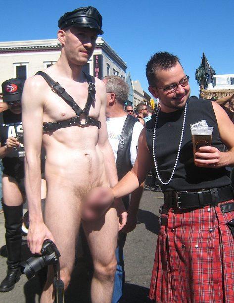 aan francisco gay party