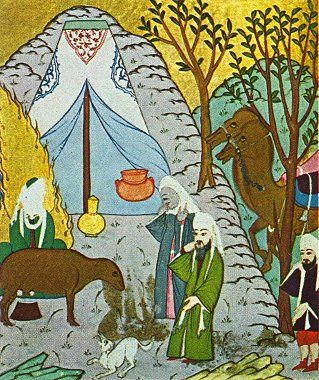 Mohammed Image Archive - Islamic Depictions of Mohammed with