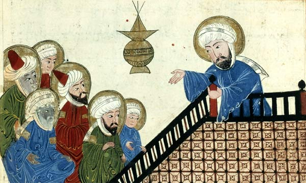 Mohammed Image Archive - Islamic Depictions of Mohammed in Full