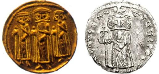 ISI Quran vs Hasil Arkeologi : dari Mekah ke Yerusalem Mo+byz_coins_comp