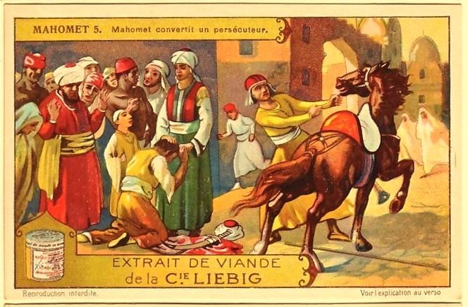 mohammad paigambar history