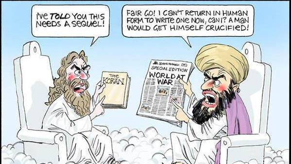 Mohammed Image Archive Political Cartoons