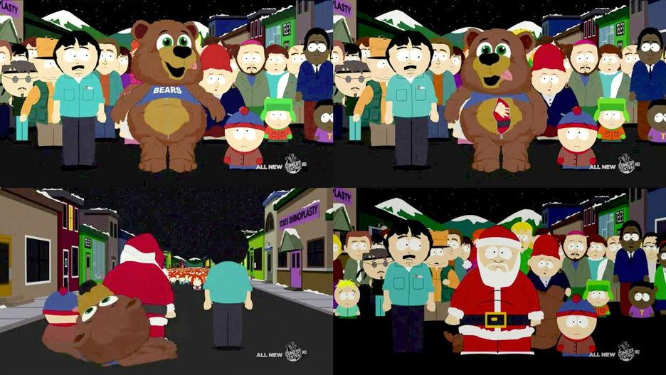 South Park Episode 201?