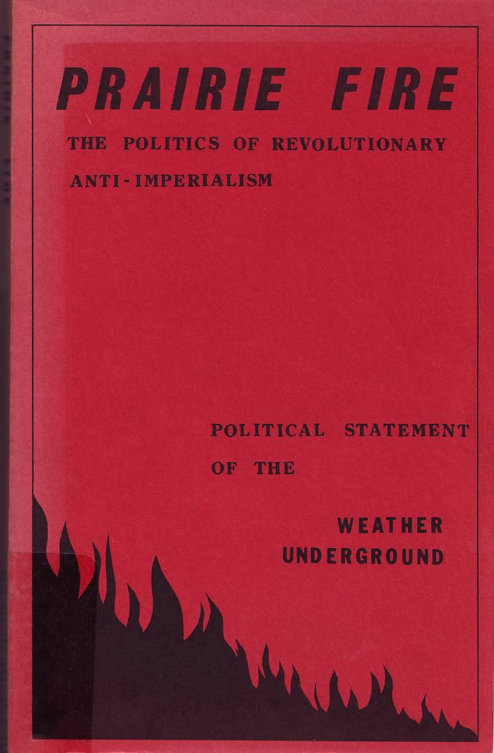 the weather underground organization essay A founding member of the weather underground after we decided in late 1969 to create a national underground organization that for a truly reflective essay.