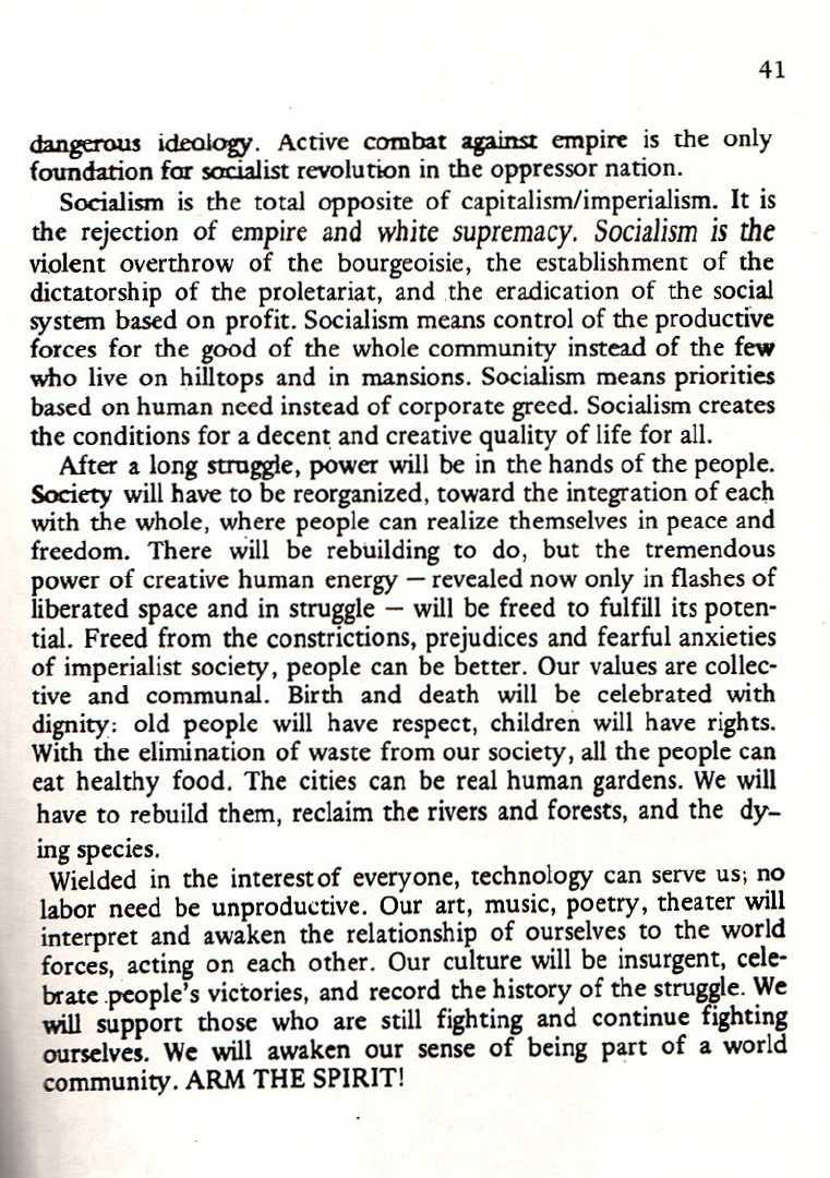william ayers forgotten communist manifesto prairie fire page 13 vietnam is only one aspect of the global communist revolution