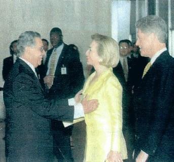 Hillary clinton upskirt brazil