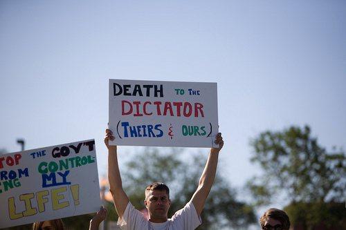 [Image: DeathtoDictator.jpg]